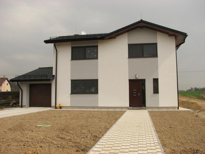 Revitalizace rodinného domu