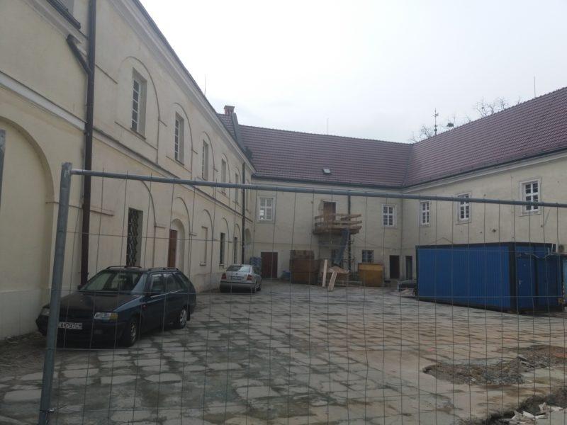 Revitalizace zámku ve Frýdku - Místku