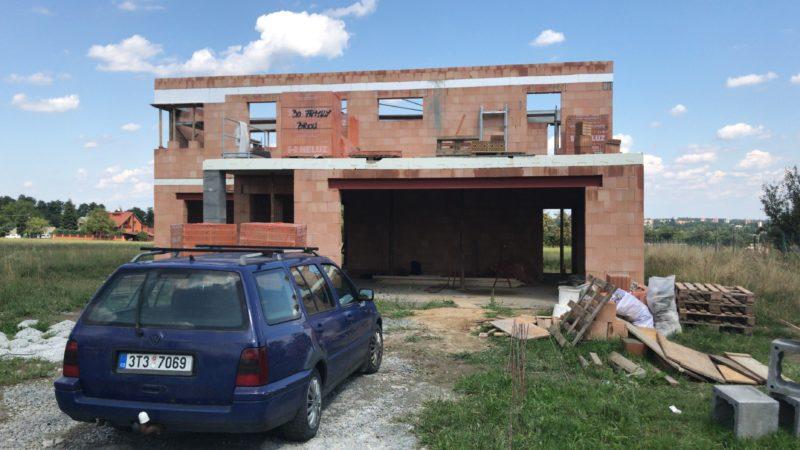 Rychvald , Novostavba RD