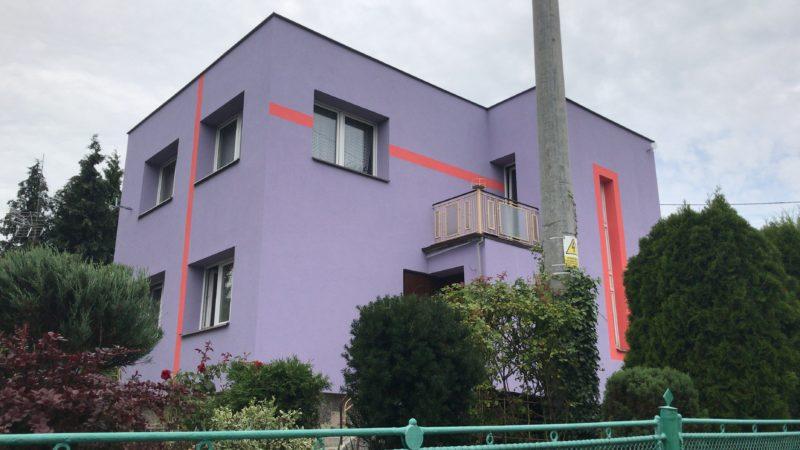 Zateplení fasády - Budišovice