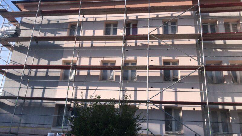 Zateplení Bytového domu v Bohumíně