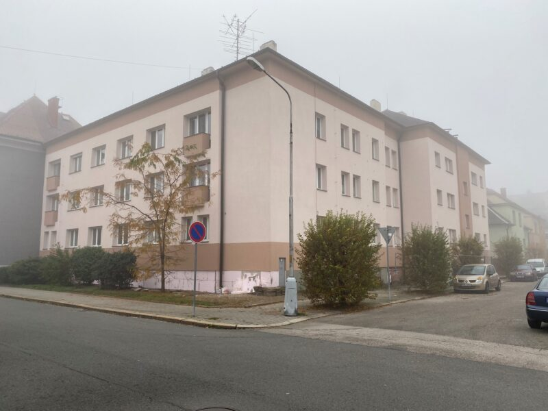 Zateplení bytového domů v Bohumíně